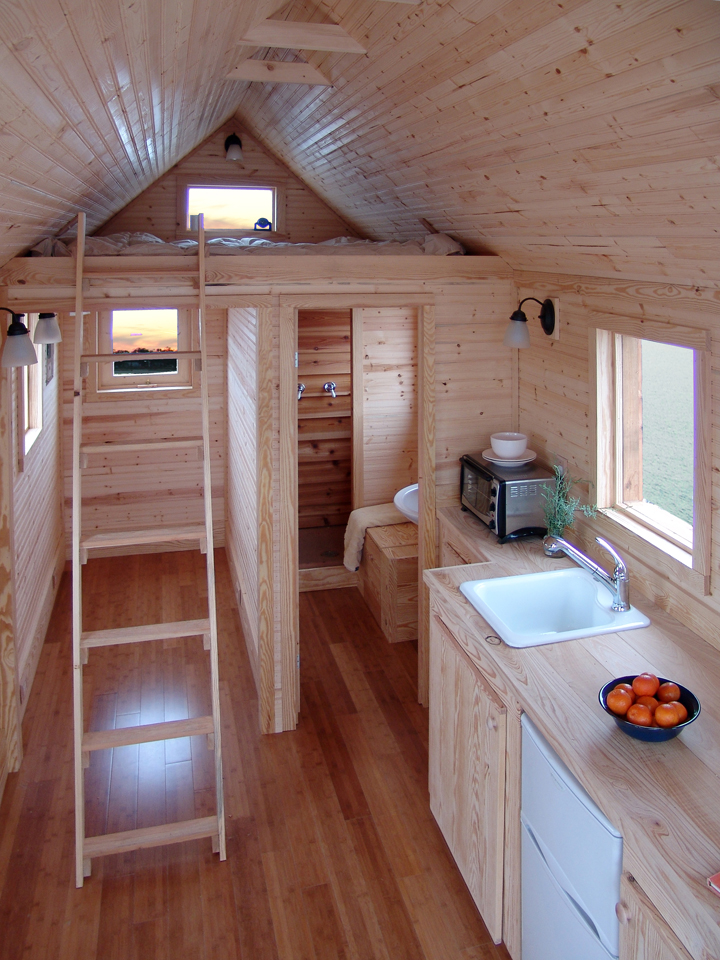 Tiny House Big Savings on lean to sheds ireland