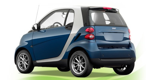 Free 2009 Smart Car Fortwo