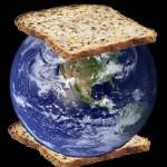Earth Sandwich